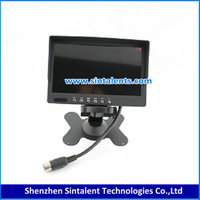 "4.3"" TFT LCD Color Car Vehicle Rearview Mirror Monitor for DVD/VCR/Car Reverse Backup Camera(DC 12V / PAL / NTSC)"