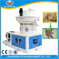 United Kingdom Use Cotton Stlak Rice Husk Bamboo Powder Wood Waste Pellet Machine
