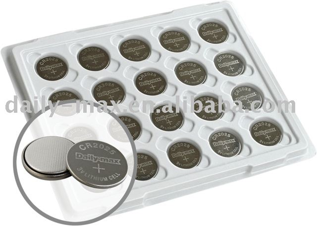 CR2025 Button Battery