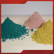 Soap micas and oxides cosmetic grade oxide powders matte pigment