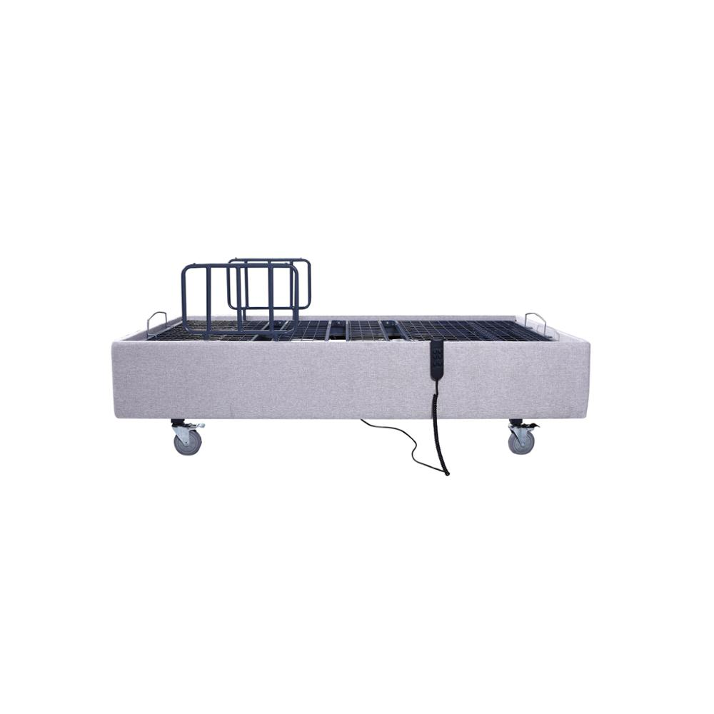 Electric lifting home care adjustable Massage Bed base with motors