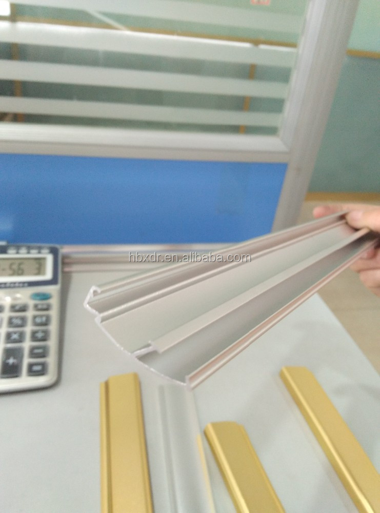 aluminium alloy ultrathin light box frame/edging/border