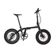 China full folding bike bicycle 9.8 kg carbon fiber folding bike with Frame FM268