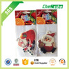 Father Christmas shape aroma car hanging paer air freshener