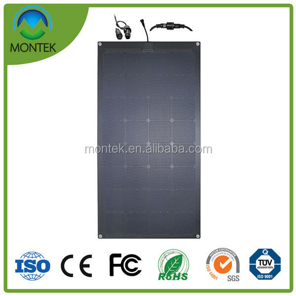 High quality attractive flexible solar panel for bag