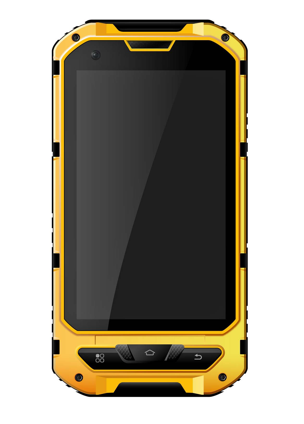 cheapest China made 4 inch dual core Rugged smart phone with android 4.2 and MTK6572