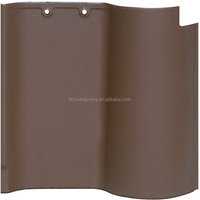 clay material ceramic spanish roofing tile
