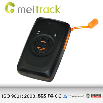 Mini GPS Tracker for Kids/Elderly/Lone Workers (MT90)