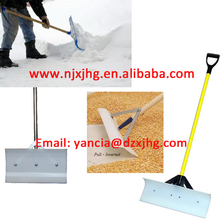 uhmw polyethylene snow shovel