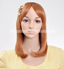 Synthetic Fluffy Hair Wig