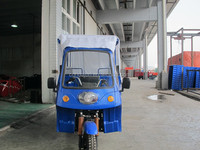 2015 new 3 wheel motorcycle/passenger enclosed cabin 3 wheel motorcycle/gas motor tricycle