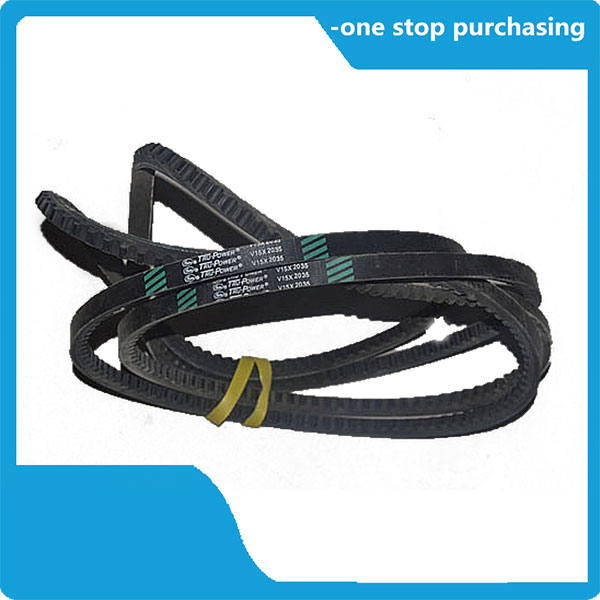 GATES brand size V15*2035 Truck Spare Parts V Belt price