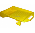 China High Quality PP Plastic yellow Paint Roller Tray