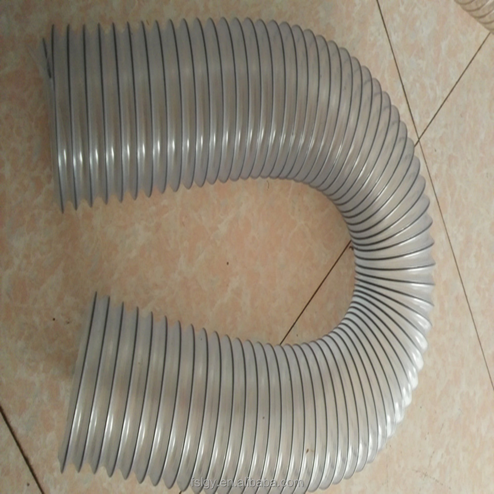 Pvc Spiral Flexible Air Duct