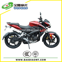 China New Cool Racing Sport Motorcycle 250cc For Sale Four Stroke Engine Baodiao Motorcycles Wholesale