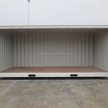 Certified 20 feet high quality standard shipping container side open for sale