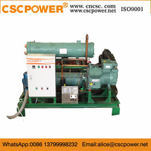 Industrial Laser Water Cooled Scroll Chiller with cheap price