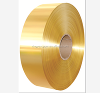 CuZn35 Brass Copper strips