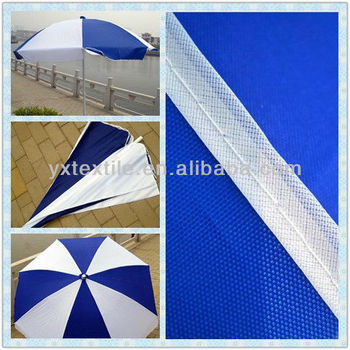 100% polyester outdoor furniture oxford waterproof fabric
