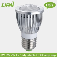 Favorites compare led spotlight bulb 3W 5W 300-500lm