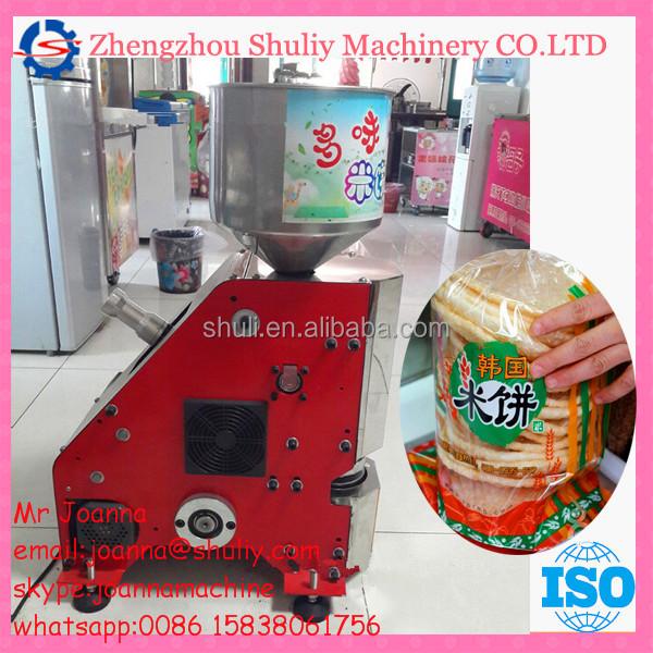 2014 Best populat snack machine Rice Cake Machine Rice Pop Machine