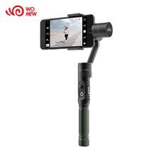 best selling phone gimbal gyro stabilizer for cameras selfie stick