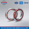 High quality angular contact ball bearing 7013 for Rubber joint machine