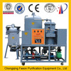 Patented and Superior waste black oil purify Equipment