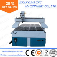 China CNC Router Wood Furniture Making / Wood Carving Equipment / Wooden Door Engraving Machine For Sale