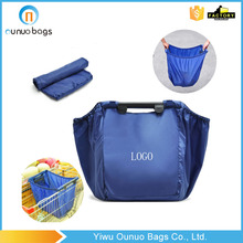 folding shopping trolley replacement bag reusable promotion foldable shipping bag