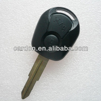 Remote Key Case Shell Fob For SSANGYONG Actyon Kyron Rexton 2Buttons Replacement Cover