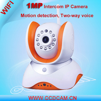 Onvif 720P HD mini wifi camera Remote Alarm System Webcam Night Vision Baby Mornitor Two-way audio wifi ip camera