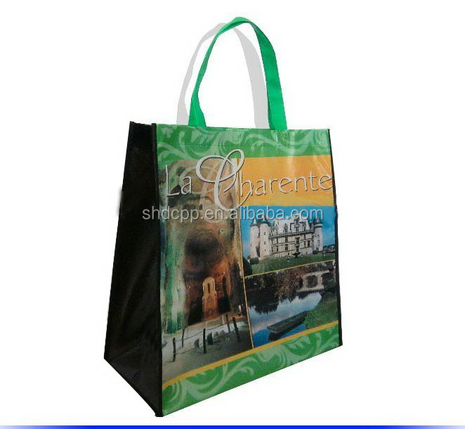 Factory new products slogan non woven bag