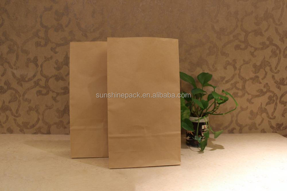 High security zip paper pack for liquid