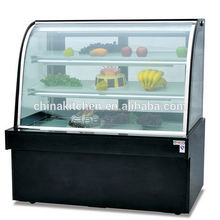 commercial supermarket pastry display cabinet CC-1500