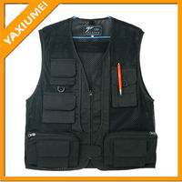 Fashionable photography waistcoat camera vest