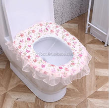 Good design toilet seat pad / Toilet Seat Cover / cloth toilet seat cover
