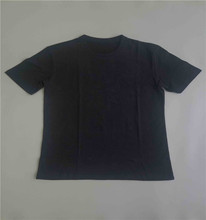 mens plain 200g heavy 100% brushed cotton t shirt