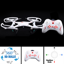 Outdoor new kids toys 2.4g headless mode funny helicopter drone for adult