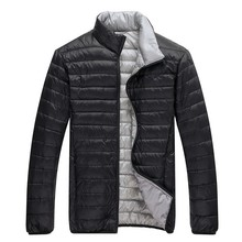 men coat fashion new brand men winter coat ultra light down jacket for men