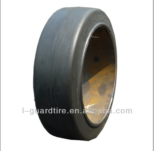 22x9x16 press on band solid tire
