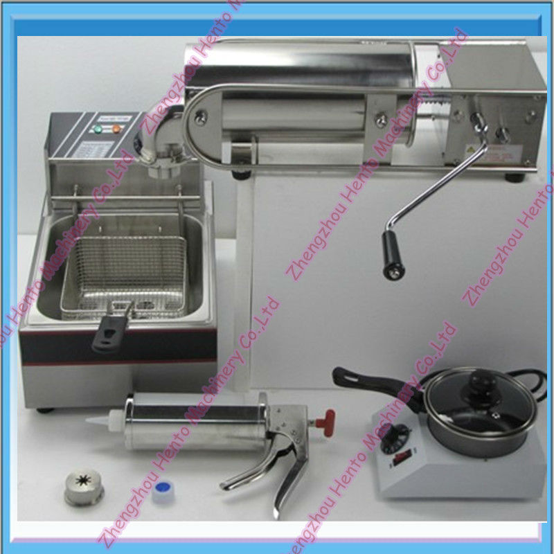 Churro Machine and Fryer with Good Price