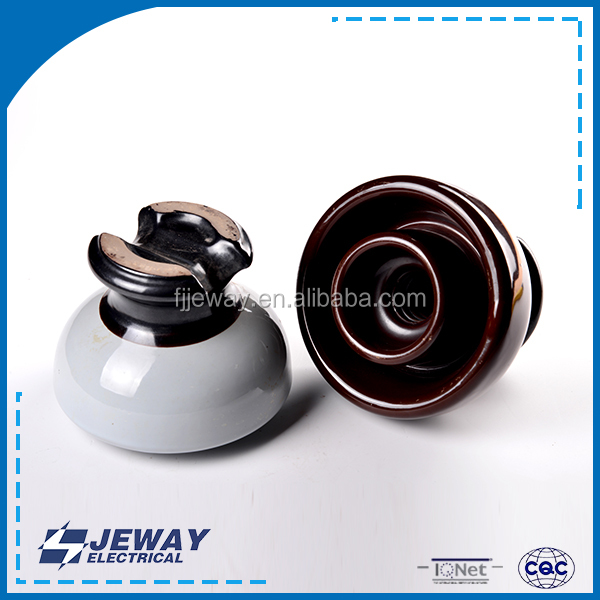 55-3 Chinaceramic electrical high voltage electrical different porcelain types of insulators