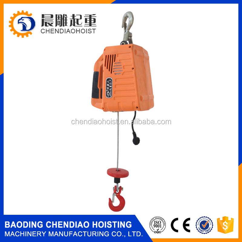 Portable électrique traction palan