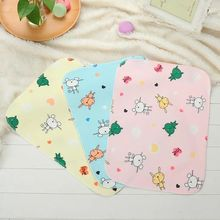 Crystal diaper pad two sides waterproof soft and comfortable baby urine pad