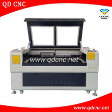 mini cnc laser cutting machine QD-1390 /wood die cutting laser cut machine/ laser balsa wood cutting machine 1390 for sale