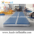 Hot sale summer air tumble track yoga mat inflatable air mat for gymnastic
