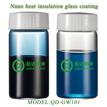 Mid-east building glass insulation coating