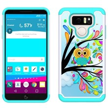 Cute printing phone case durable mobile accessories for LG G6