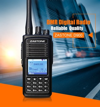 hot sell with SMS function compatible with the motorala radio DMR UHF walkie talkie vhf 10w D900